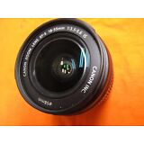 Canon EF-S 18-55mm f/4-5.6 IS STM Image Stabilization  Lens Excellent