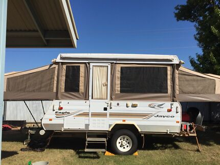 2006 Jayco Eagle Outback Darwin Region Preview