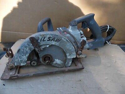 Skilsaw Model Hd77 Heavy Duty 7 14 Worm Drive Circular Saw 13 Amp 4400 Rpm Usa