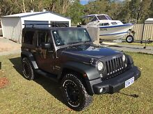 2014 Jeep Wrangler Sport unlimited Noosa Heads Noosa Area Preview