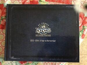 Ice Caps Book