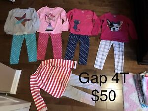 Girls 4T more clothes in pictures