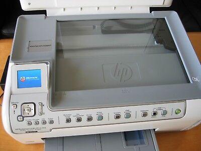HP Photosmart C5180 Drucker Scanner Kopierer ohne Fehlfunktion Netzwerk 363 gebraucht kaufen  Halle