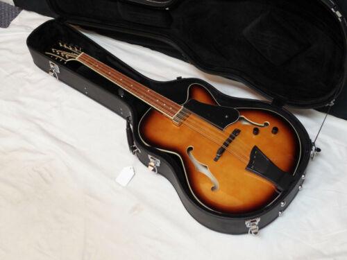 GOLD TONE Mandocello electric MANDOLIN Cello w/ CASE new - Solid Top