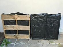 5 x timber pallets West Footscray Maribyrnong Area Preview