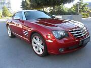 2004 Chrysler Crossfire Toowoomba Toowoomba City Preview
