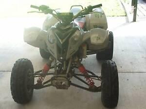 QUAD  2008 Polaris Race Quad 500cc Black River Townsville Surrounds Preview