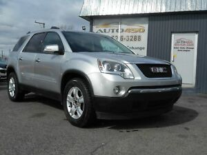 GMC Acadia SLE 2010 ***MAGS,7 PASSAGERS,TOIT OUVRANT***