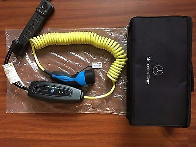 Mercedes-Benz Battery Charger for Plug-in Hybrid - Electric Car LATEST MODEL OEM