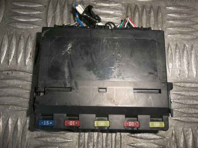 2006 LEXUS IS220D IS220 D MPX BODY CONTROL RELAY UNIT MODULE 89211-53020