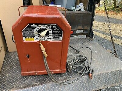 Lincoln Electric Ac-225-s Arc Welder