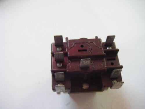 ESSEX GENERAL PURPOSE CONTACTOR RELAY # 91-153011-14000  Coil Volts 208/240