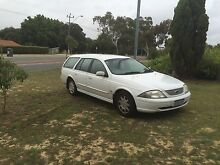 2001 Ford Falcon Wagon Craigie Joondalup Area Preview