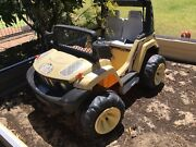 Tonka jeep battery operated Perth Perth City Area Preview