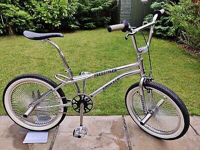 *1994* AMMACO FREESTYLER 100% Chrome Lowrider BMX Old School Bike Haro GT Skyway