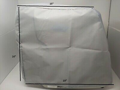 Universal Auto Refractor Keratometer Refractometer Protective Dust Cover Grey