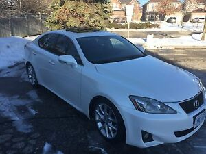 2011 Lexus IS250 AWD Navigation package