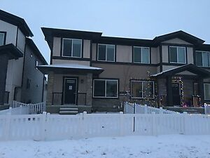 3 Bedroom Townhouse  with Attached double car garage