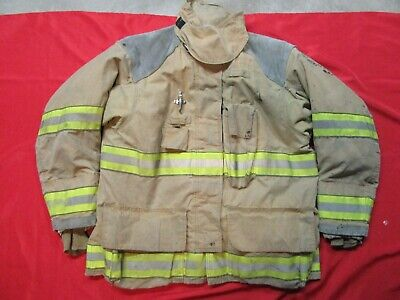 Mfg 2009 48 X 32 Cairns Drd  Firefighter Turnout Bunker Jacket Fire Rescue Gear
