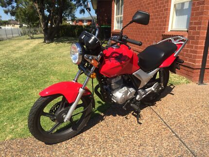 HONDA CB125 CB125E Lams approved - like new Penrith Penrith Area Preview