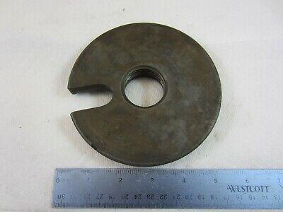 5 14 Diameter Lathe Dog Face Plate 1 12 X 8 Tpi Atlas Logan South Bend