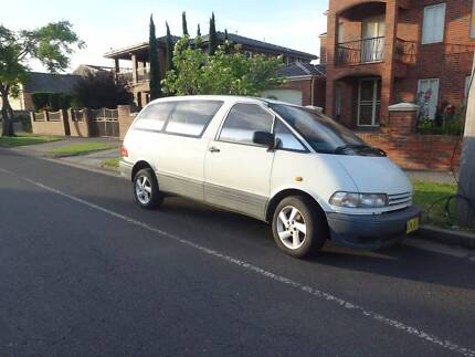 1997 Toyota Tarago Wagon $550 as is quick sale