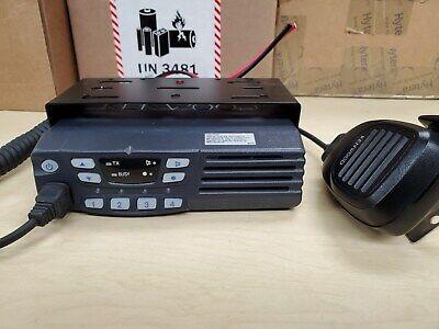 Kenwood Tk-7102h-1 Vhf Mobile Radio