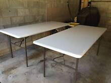 Trestle Tables (2) - Almost new Darling Point Eastern Suburbs Preview