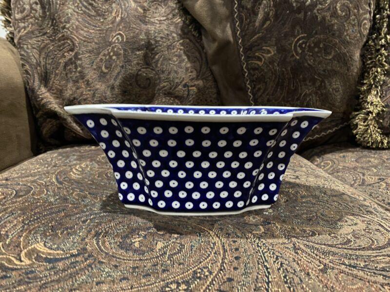 Boleslawiec Polish Pottery - Decorative Dish