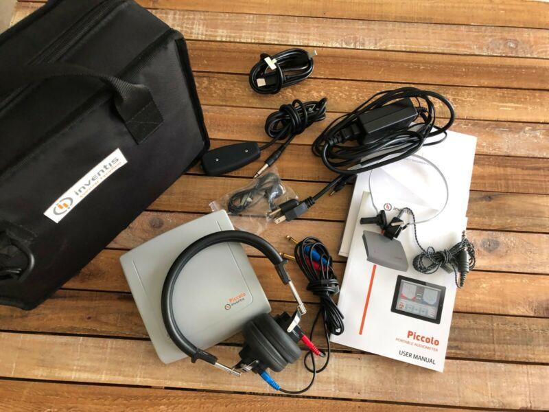 Inventis Piccolo PLUS Portable Diagnostic Audiometer