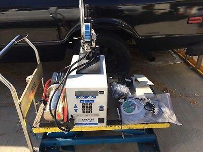 Nice 2013 Miyachi Unitek Hf25 Dc Resistance Welding System Extras