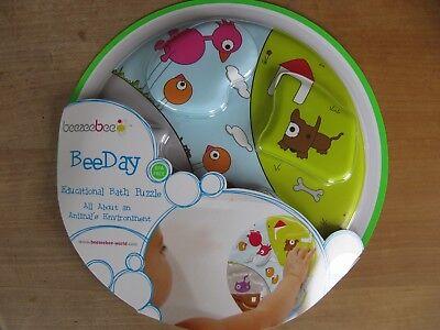 Badewannen Puzzle Baby Tiere beezeebee BeeDay(1)