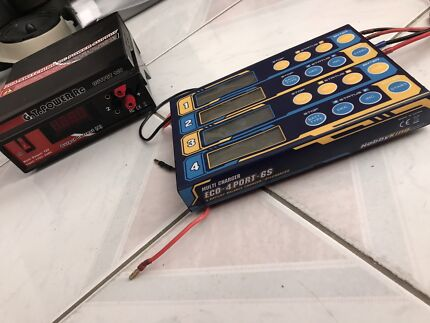 HOBBY KING QUAD LIPO CHARGER
