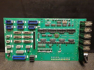 Mori-Seiki I/O Panel Circuit Board_E03026_B1 9703028_TV-300