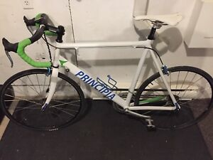 18 Speed Principia Road Bike