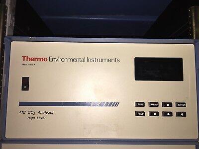 Co2-analyzer (Thermo Environmental Instruments Inc. Model 41 CO2 Analyzer)