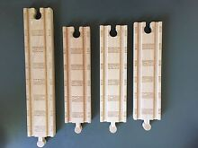 Genuine wooden Thomas track bundles Elanora Heights Pittwater Area Preview