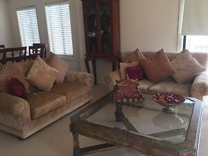 3 PIECE FORMAL LOUNGE SET Taren Point Sutherland Area Preview