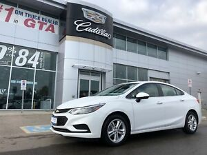 2018 Chevrolet Cruze LT - 6AT CLOTH