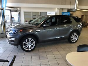 2016 Land Rover Discovery Sport HSE LUXURY | One Owner | No Acci