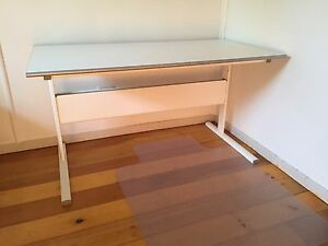 Study / office desk, chair and chair pad combo Indooroopilly Brisbane South West Preview
