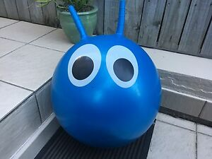 Space hopper - blue face Summer Hill Ashfield Area Preview