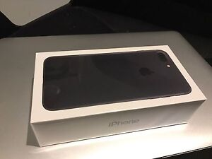 iPhone 7 Plus 256GB Black (Dead Stock) Docklands Melbourne City Preview