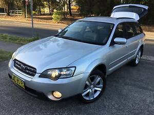2006 Subaru Outback H6 Auto LONG REGO LOGBOOKS Low Ks 2 Keys A1 Sutherland Sutherland Area Preview