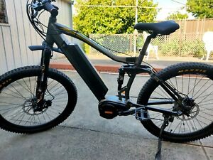 Bafang ultra max 1000w dual suspension integrated Ebike