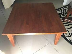 Wooden Coffee Table McGraths Hill Hawkesbury Area Preview