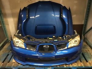 Subaru Impreza WRX 06/07 Front Conversion Available
