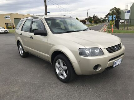 2009 FORD TERRITORY SR 7 SEATER LOW KMS Altona North Hobsons Bay Area Preview