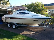Whittley voyager 580 1/2 cabin cruiser Bonnells Bay Lake Macquarie Area Preview
