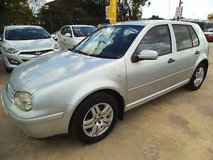 2003 Volkswagen Golf GENERATION 2.0ltr AUTO  Hatchback $4990